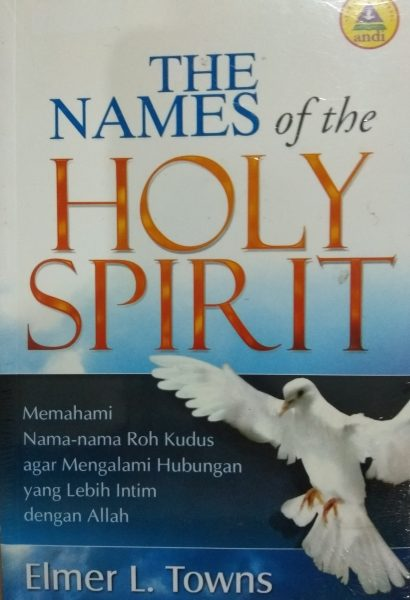The Names of The Holy Spirit
