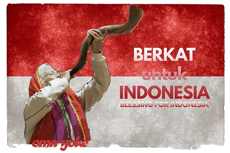 Blessing for Indonesia